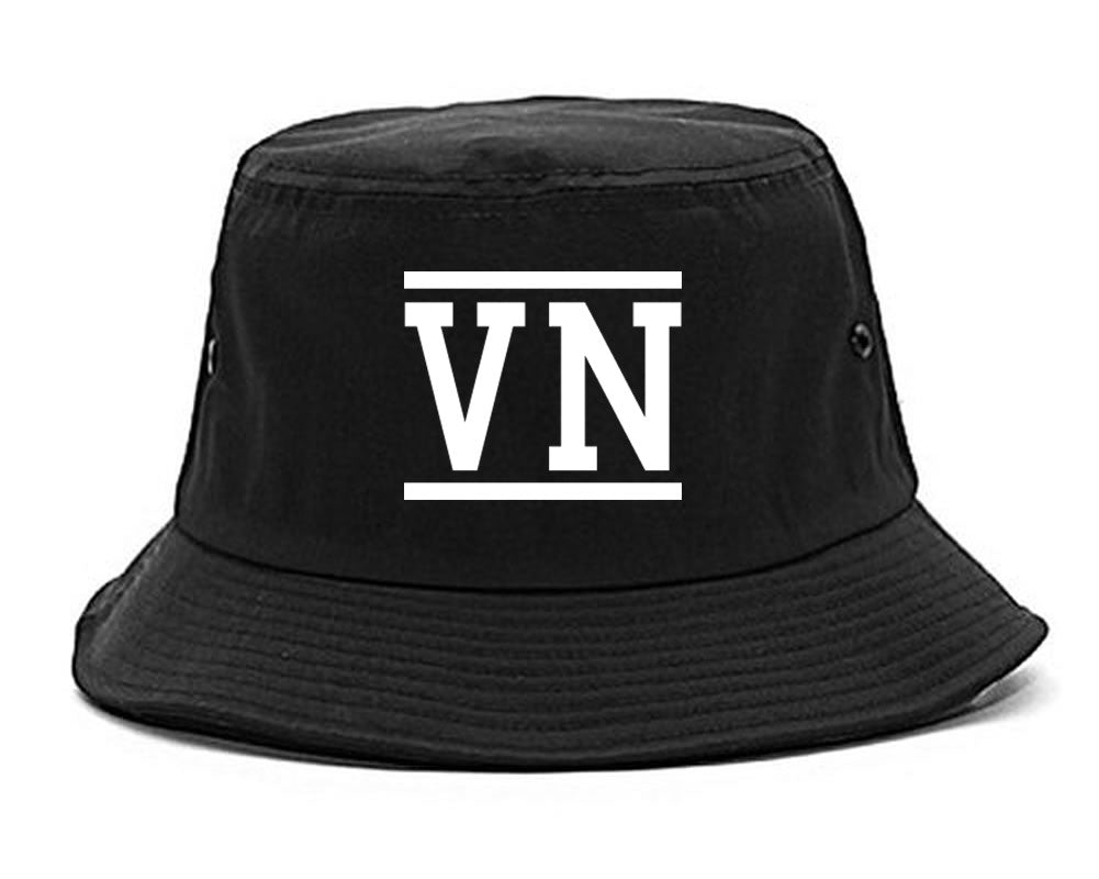 VN Block Logo Fall16 Bucket Hat by Very Nice Clothing