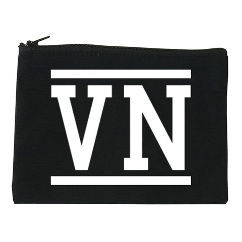 VN Block Logo Fall16 Makeup Bag by Very Nice Clothing