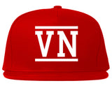 VN Block Logo Fall16 Snapback Hat by Very Nice Clothing