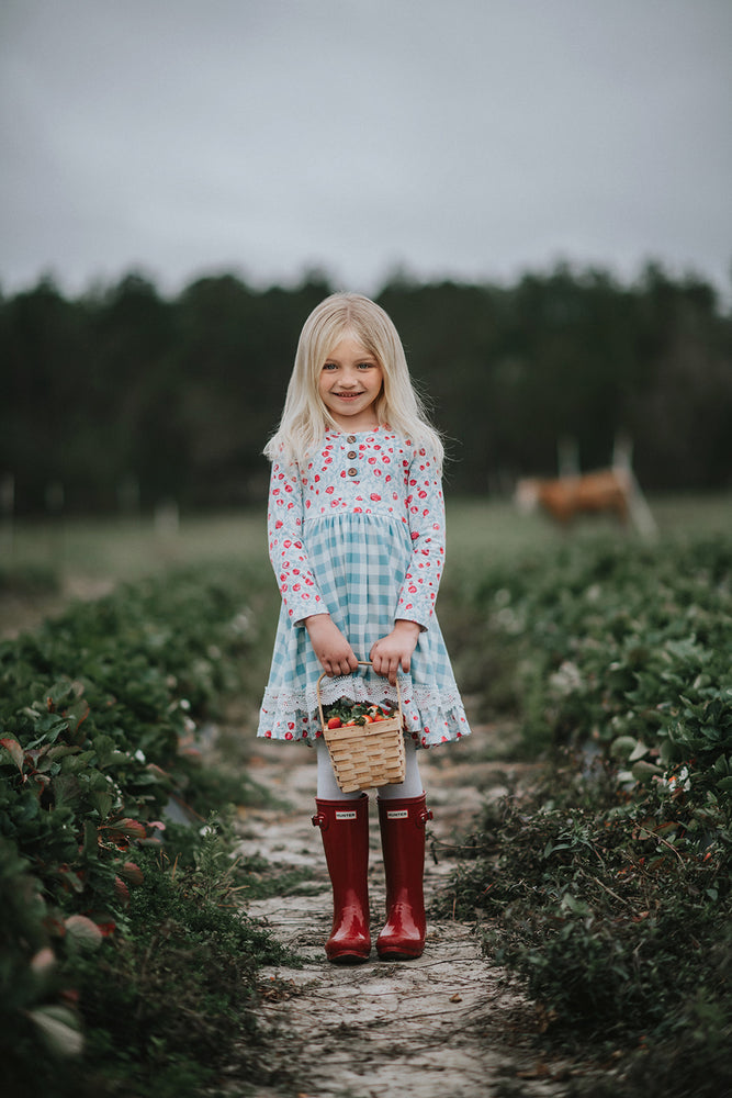 Berry Picking Dress