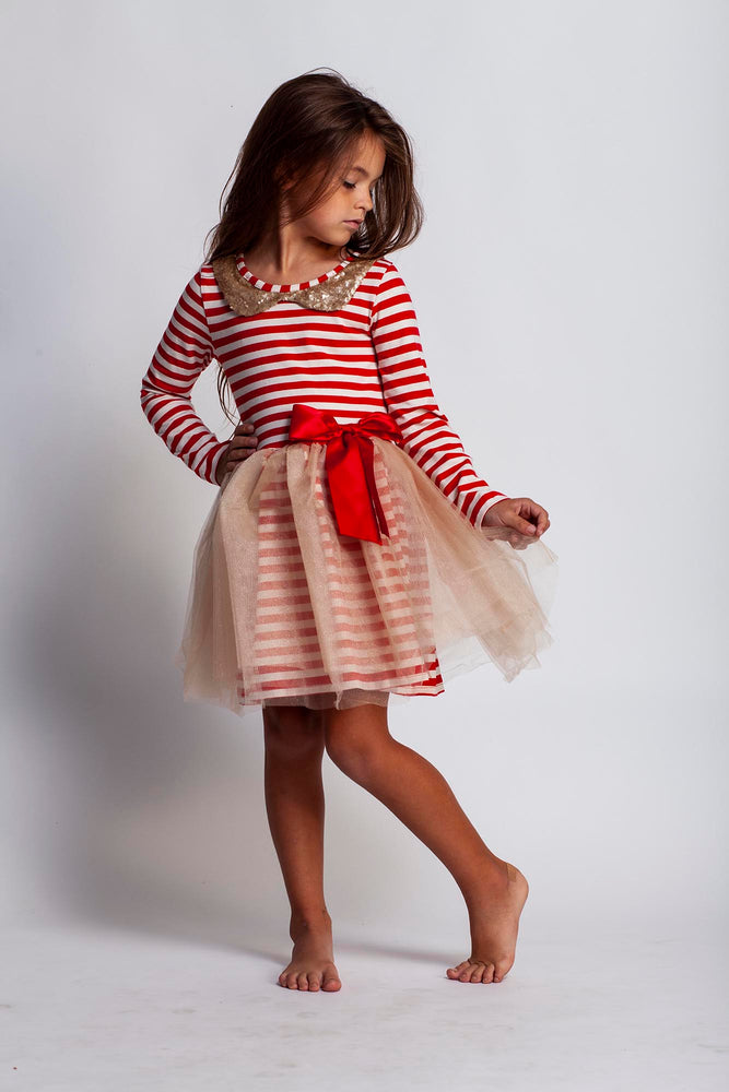 The Original Only Little Once Christmas Dress