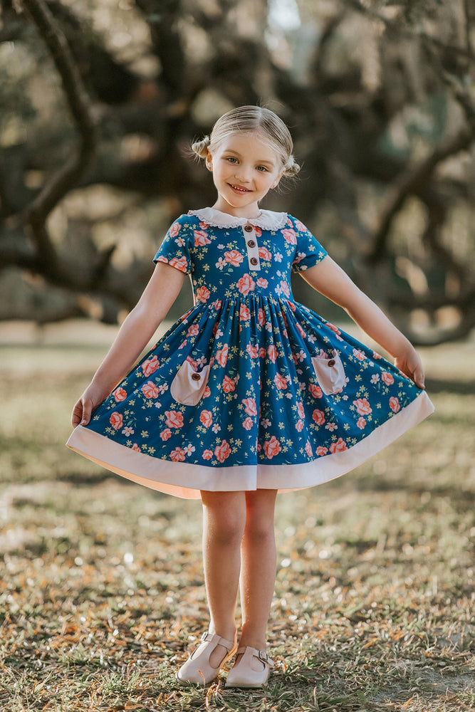 Margo Twirl Dress
