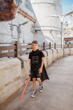 Boys Dark Side Top and Cape