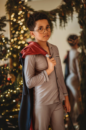 Boys Wizard Theme Loungewear Set