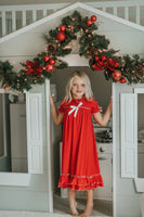 Nutcracker Clara Christmas Pajamas