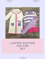 Pre-order Limited Edition Doctor Set
