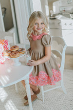 "The Donut Dress- ""Pink with Sprinkles"""