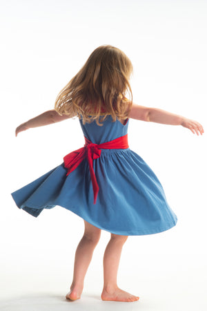 **Retiring Soon** Captain Pilot twirl dress