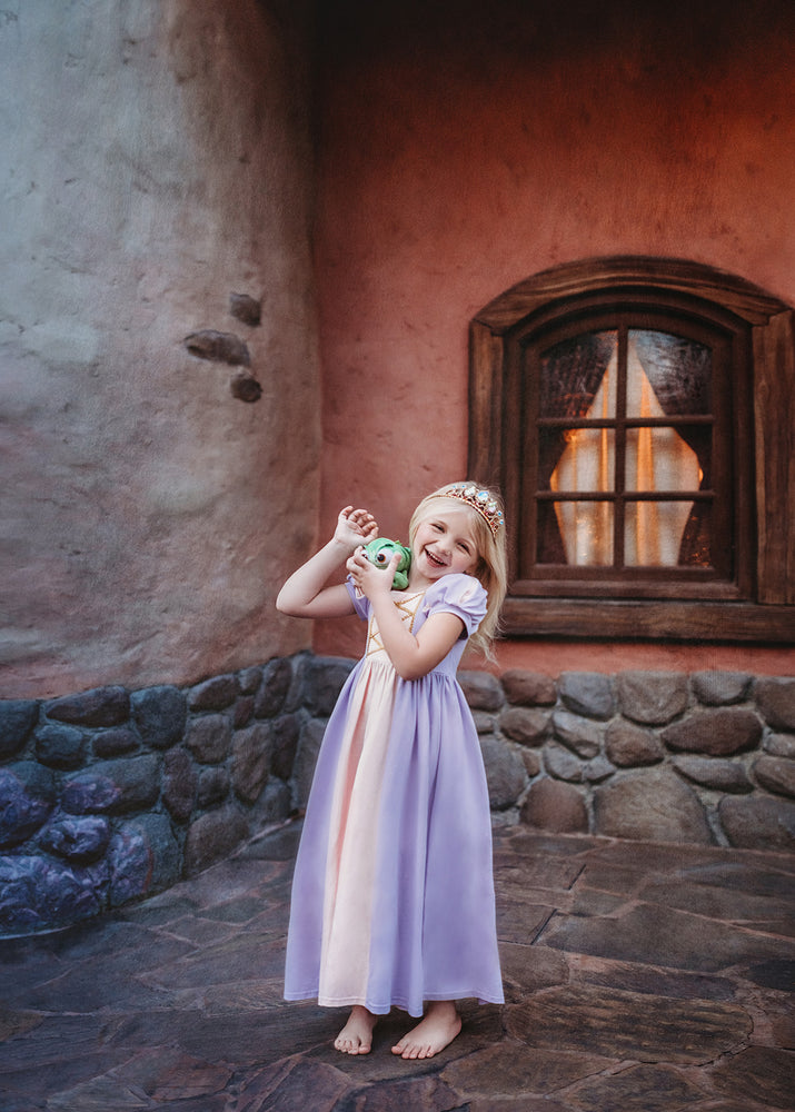 Rapunzel Maxi Dress