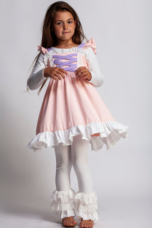 *Princess Collection* Tangled twirl dress