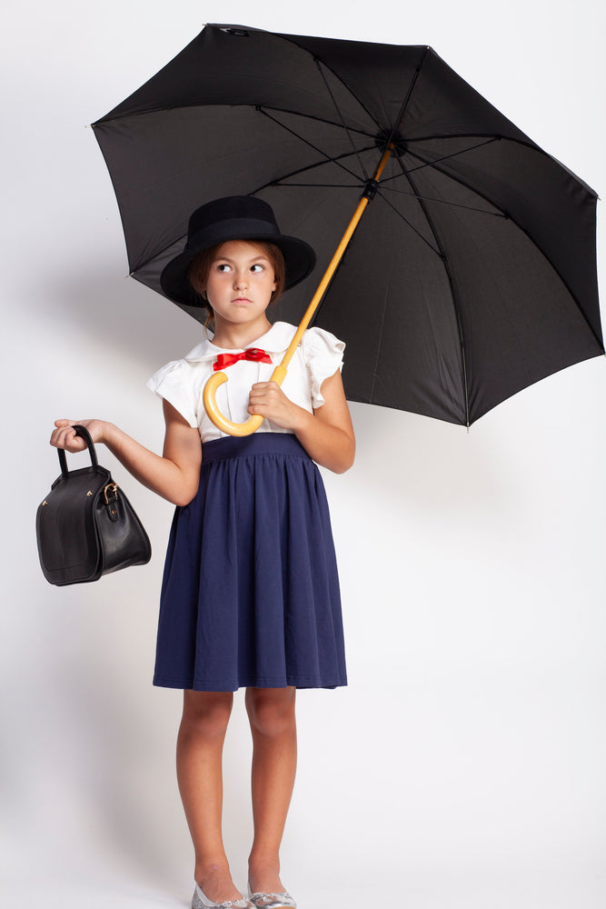 Mary Poppins Twirl Dress