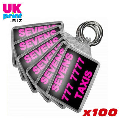 Copy of 100 Budget Keyrings
