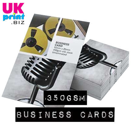 350gsm Budget Business Cards