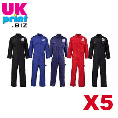 5 Coverall Offer