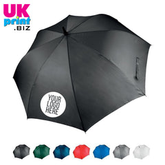 Printed Large Umbrella