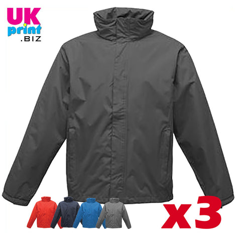 3 Regatta waterproof Jackets