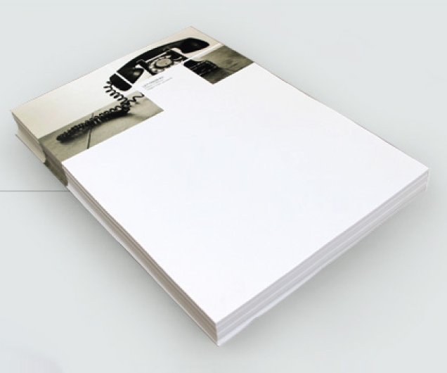 Letterheads (100% Recycled)