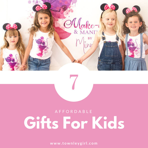 7 Affordable Birthday Gifts for Kids