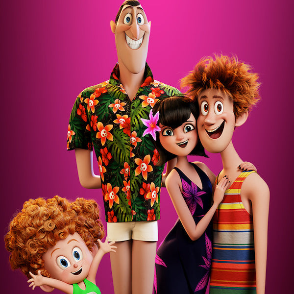 7 Things You Didn't Know about Hotel Transylvania 3: Summer Vacation