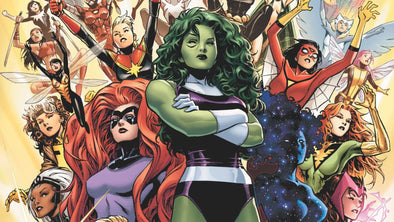Quiz: Which Female Avengers Superhero (or Super Villain) Are You?