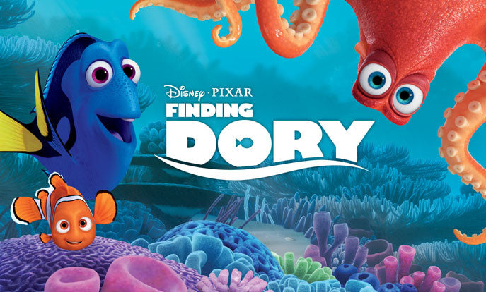 Quiz: Which Finding Dory Character Are You?
