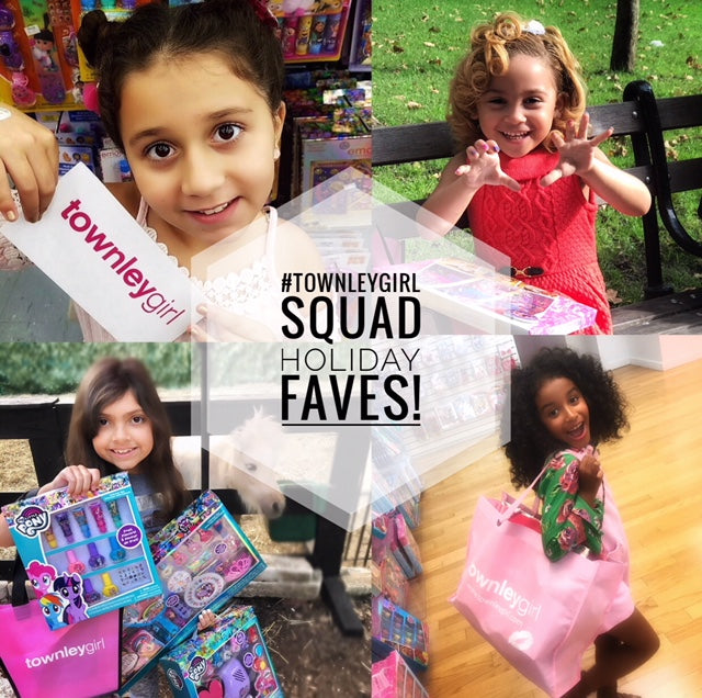 #TownleyGirl Squad's Merriest Gift Ideas for Girls EVER