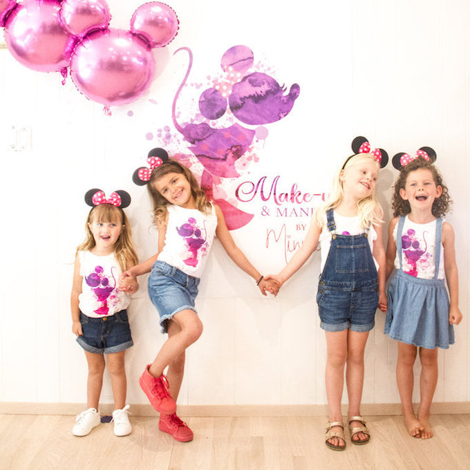 Minnie Mouse Birthday Party: TownleyGirl Style!