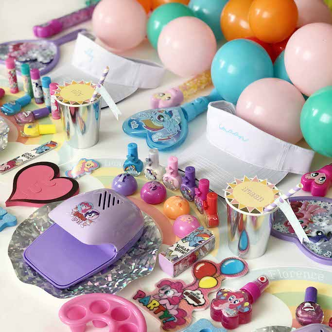 #PAPERPlayground: My Little Pony Party