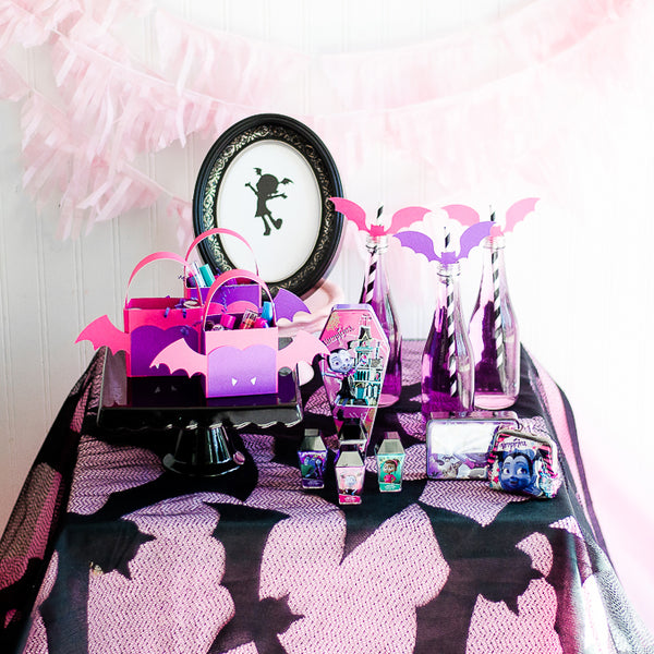 Vampirina Slumber Party with Fawn Parties