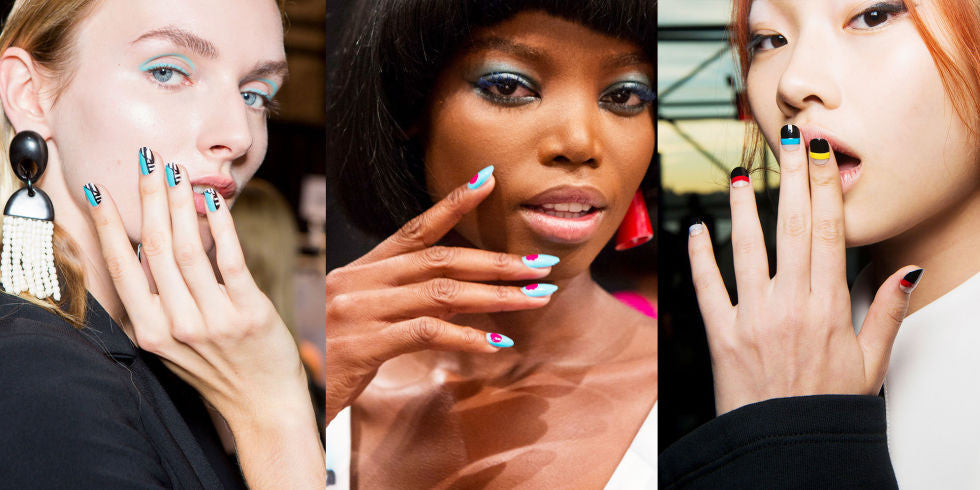 5 Nail Color Trends of 2017