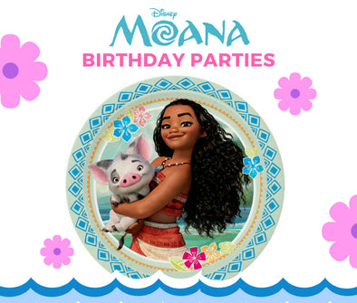 Best Ideas for a Moana-Themed Party