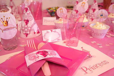 4 Fresh Updates To A Princess Party That Are So 2016