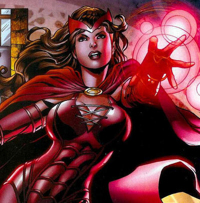 Avengers Quiz: Scarlet Witch