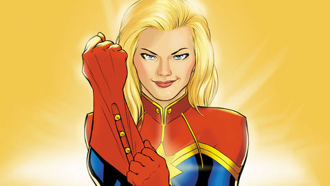 Avengers Quiz: Captain Marvel