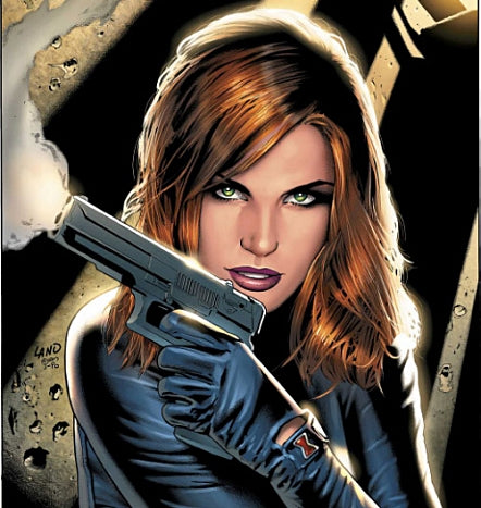 Avengers Quiz: Black Widow