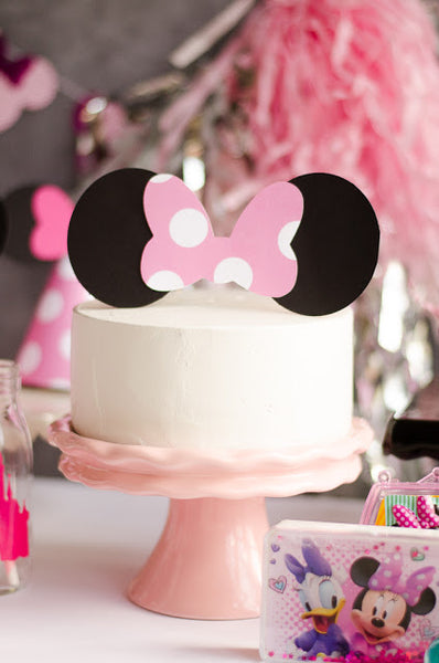 Minnie Mouse Party Inspiration Townleygirl