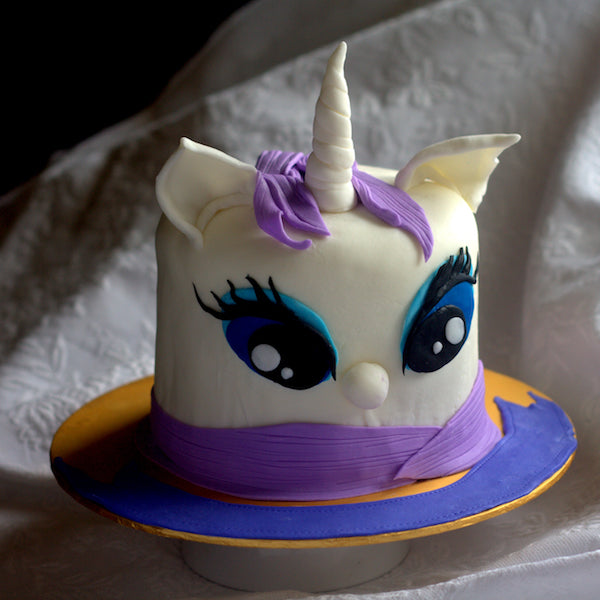 Easy To Make Unicorn Cake Recipe