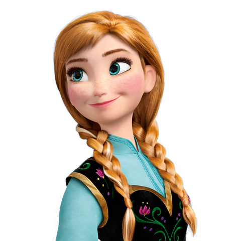 Halloween Disney Princess Ideas: Anna