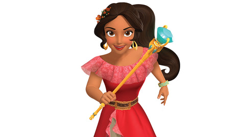 Halloween Disney Princess Ideas: Elena