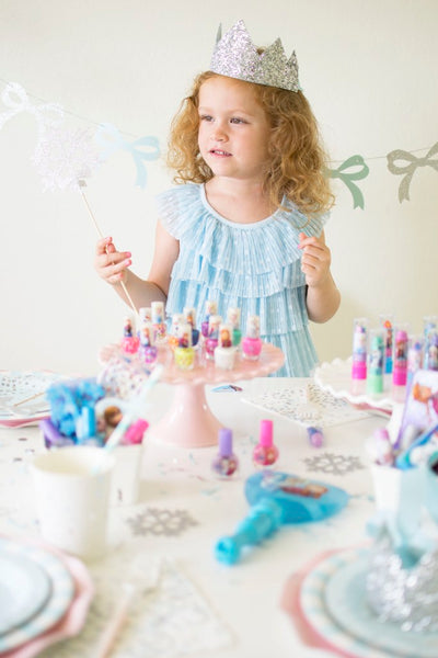 frozen party ideas for little girls