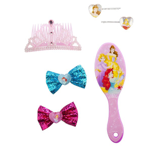 Disney Princess Hair Accessories with Tiara - Townleygirl
