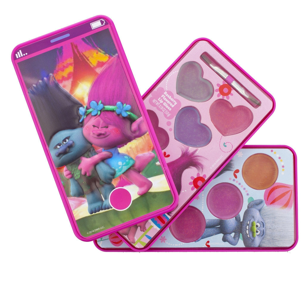 Trolls Cell Phone Lip Gloss Compact