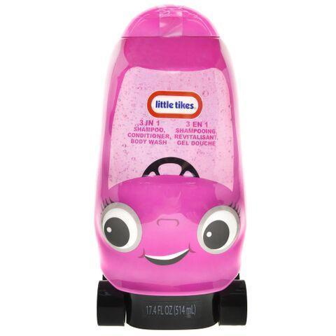 Little Tikes Girly Coupe 3-in-1 Shampoo, Conditioner and Body Wash - Townleygirl