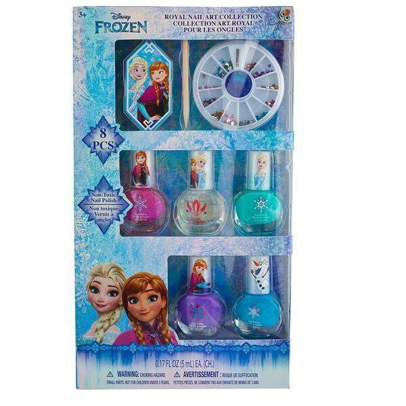 Frozen Nail Art Collection - Townleygirl