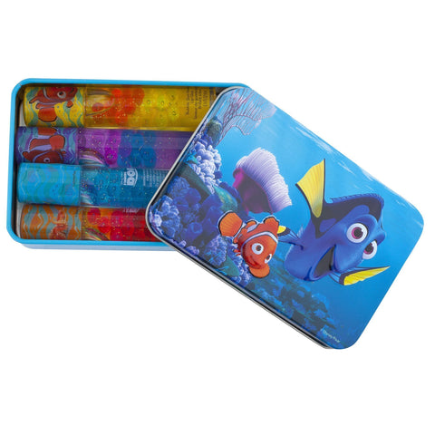 Finding Dory 4 Pack Lip Gloss with Carrying Case