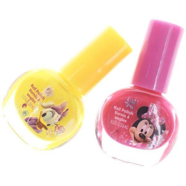 Minnie Mouse 2 Pack Nail Polish Set