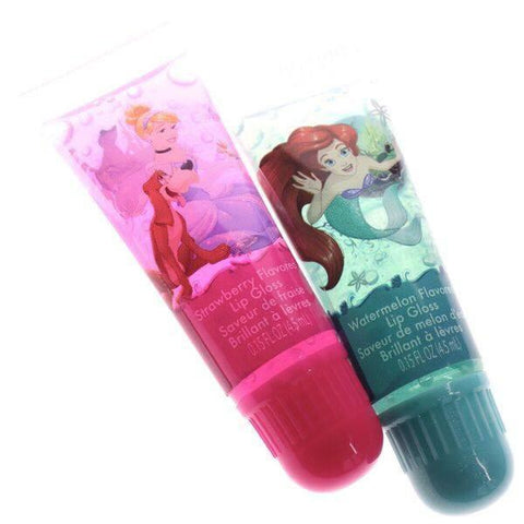 Disney Princess 2 Pack Lip Gloss Set