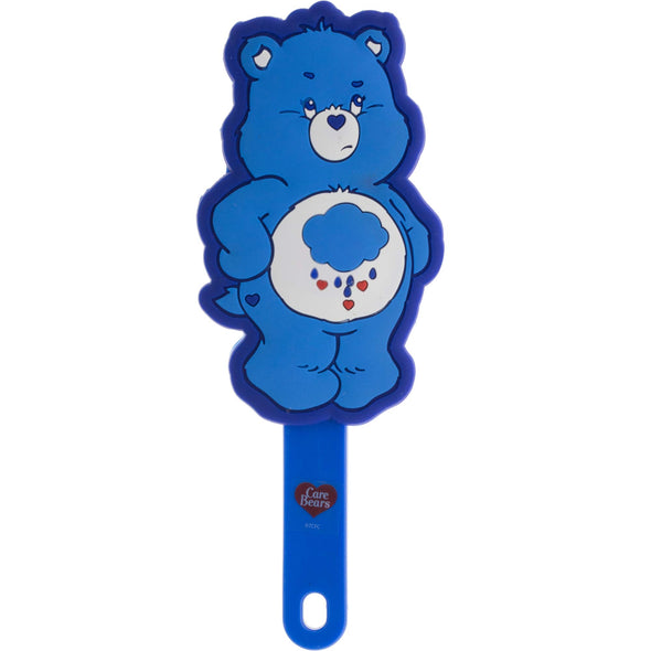 Townley Girl Care Bear Grumpy Molded Detangling Hair Brush for All Hair Types for Girls, Ages 3+