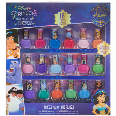 Aladdin 18 pack nail polish