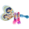 Aladdin lip balms and light-up mirror